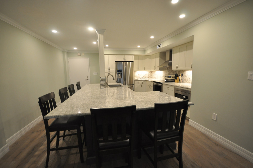 After Condo Remodeling